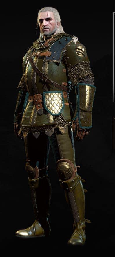 Gryphon Armor