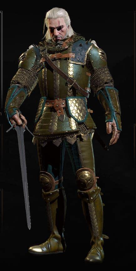 Gryphon Silver Sword