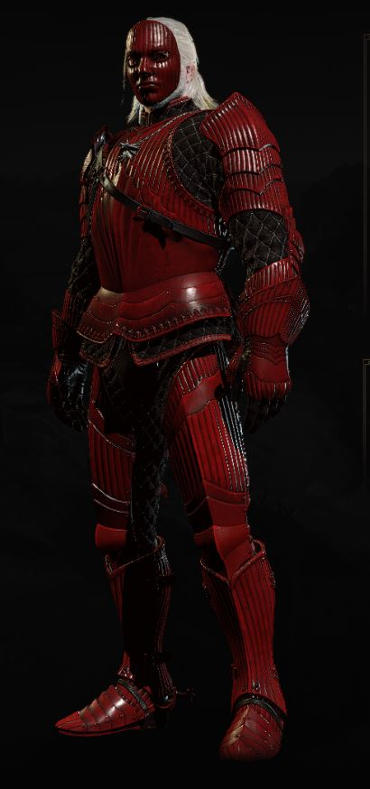 Hen Gaidth Armor