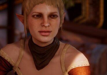 Best Dragon Age Inquisition Romance Options - Sera