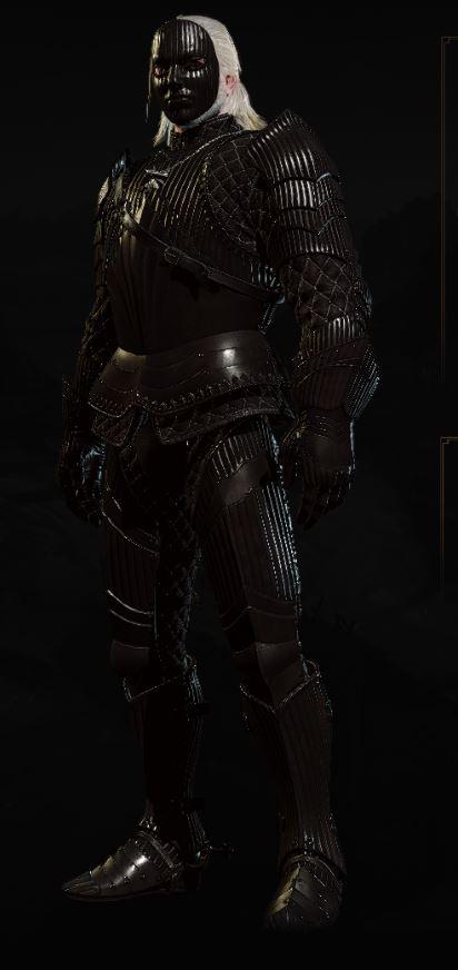 Tesham Mutna Armor