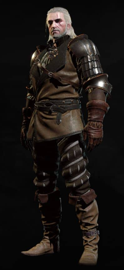 Toussaint Ducal Guard's Officer Armor