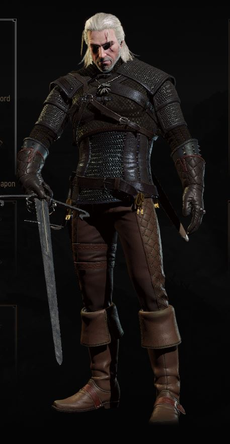 Toussaint Ducal Guard's Officer Steel Sword