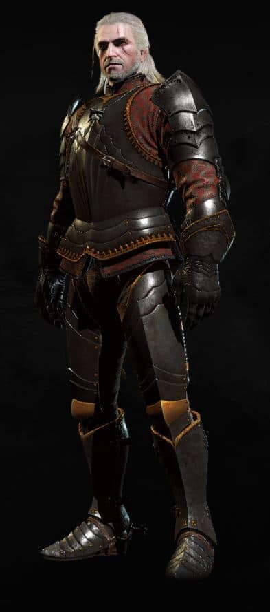 Toussaint Knight's Tournament Armor