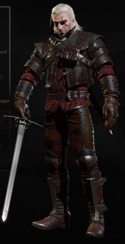 Wolf Steel Sword
