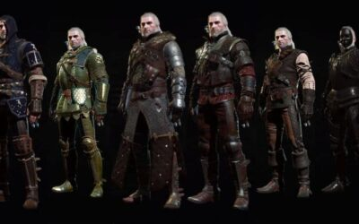 The Best Witcher 3 Armor Sets and Weapons