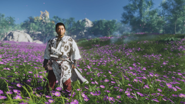 jin tools and weapons ghost of tsushima