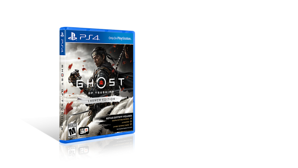 ghost of tsushima ps4 offer