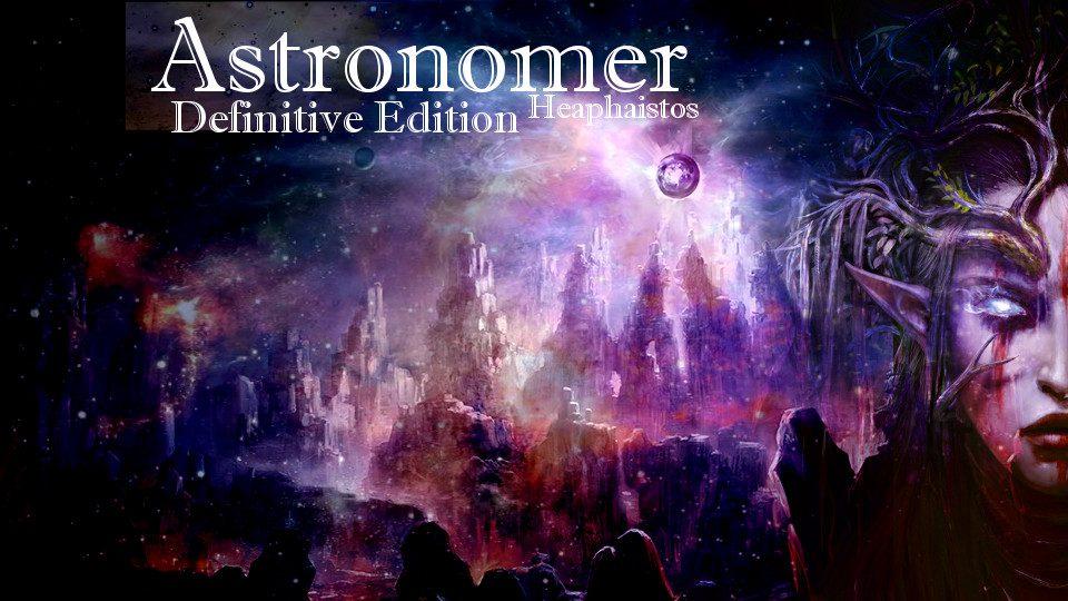 Astronomer Class