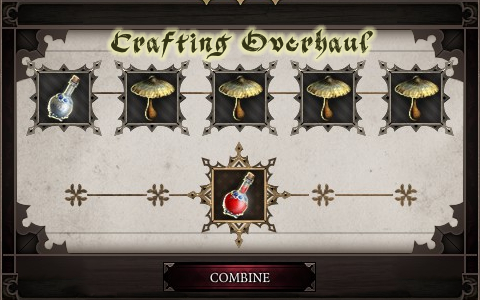 Crafting Overhaul