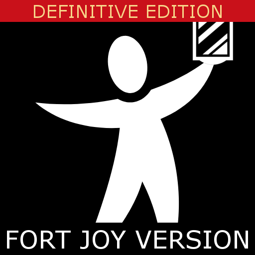 Fort Joy - Portable Mirror