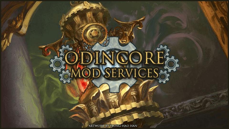 OdinCore Mod Services