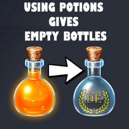 Potions and Empty Bottles