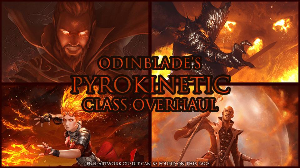 Pyrokinetic Class