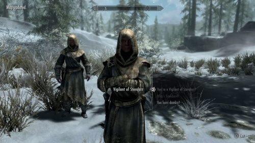 Vigilant of Stendarr