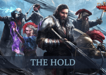 Divinity Original Sin 2 Tutorial Guide The Hold