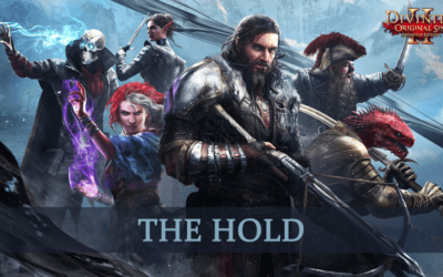 Divinity Original Sin 2 Tutorial Guide: The Hold
