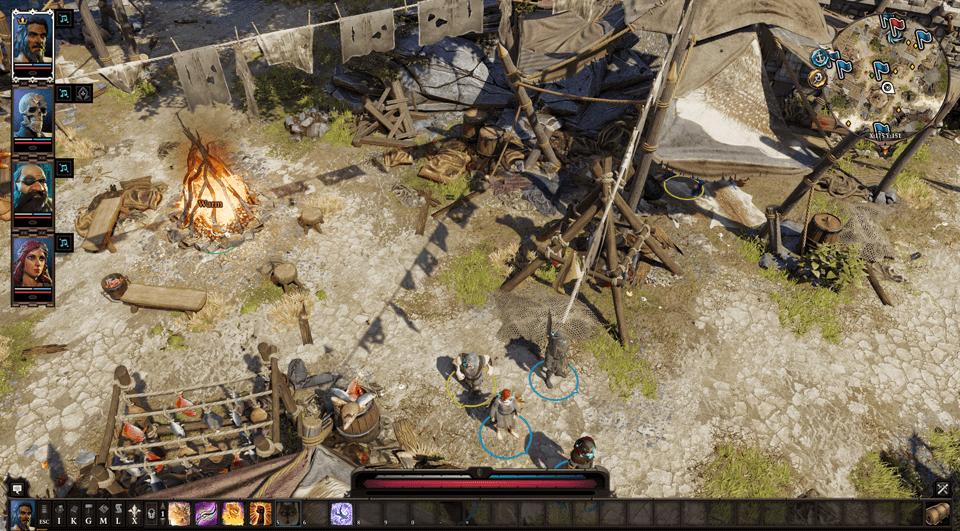 Fort Joy Overworld step 12