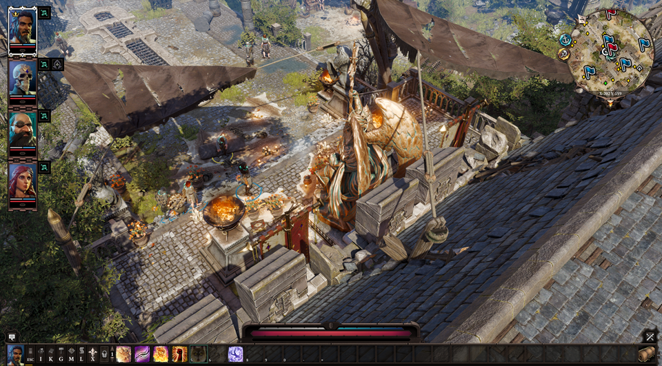Fort Joy Overworld step 13