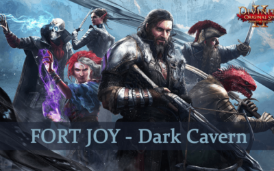 Divinity Original Sin 2 Guide: Fort Joy – Dark Cavern