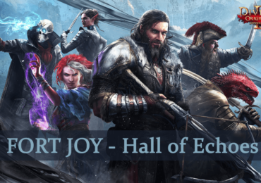 Divinity Original Sin 2 Guide Fort Joy Hall of Echoes
