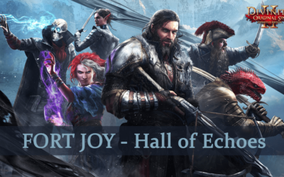 Divinity Original Sin 2 Guide: Fort Joy – Hall of Echoes