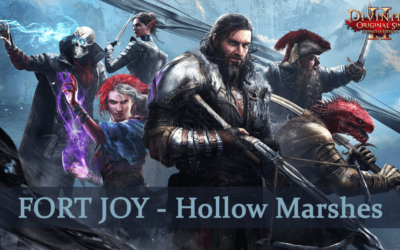 Divinity Original Sin 2 Guide: Fort Joy – Hollow Marshes