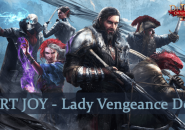 Divinity Original Sin 2 Guide Fort Joy Lady Vengeance Deck
