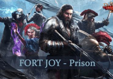Divinity Original Sin 2 Fort Joy Prison