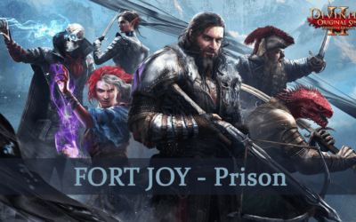 Divinity Original Sin 2 Guide: Fort Joy – Prison