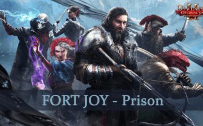 Divinity Original Sin 2 Guide: Fort Joy – Prison