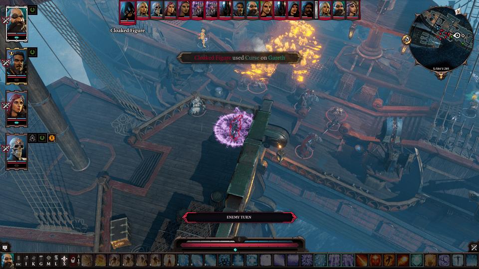 Fort Joy Lady Vengeance Battle