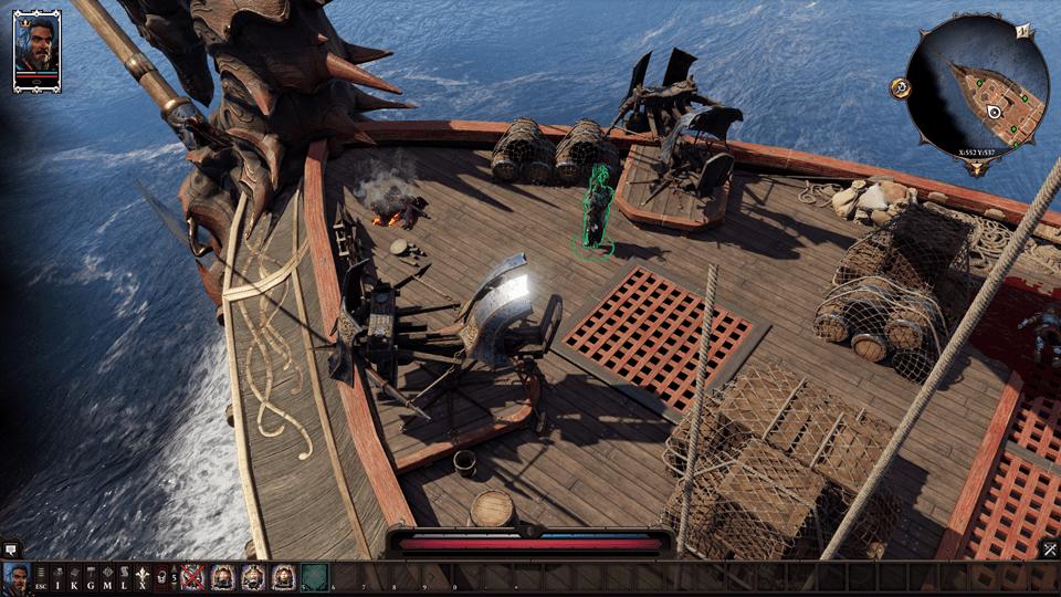 Fort Joy Lady Vengeance Deck 2