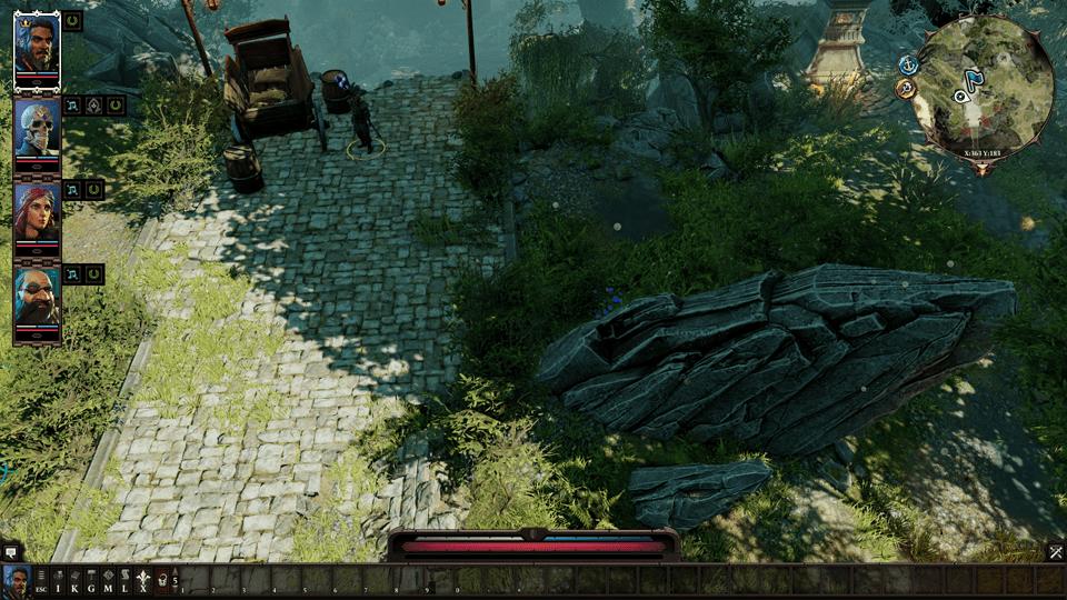 Fort Joy Overworld Step 33