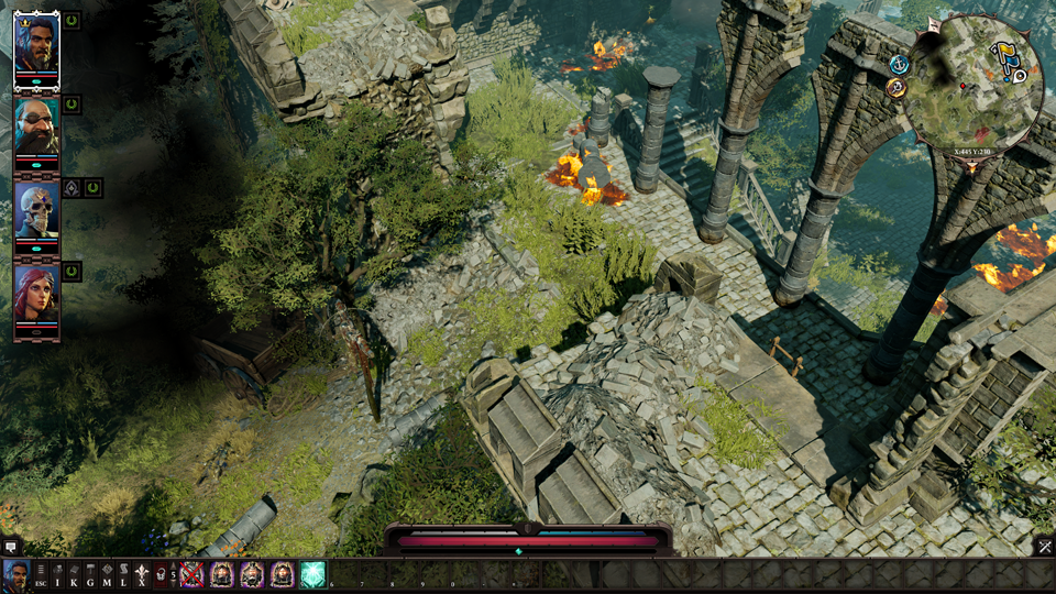 Fort Joy Overworld Step 44