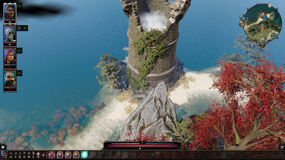 Fort Joy Overworld Step 45