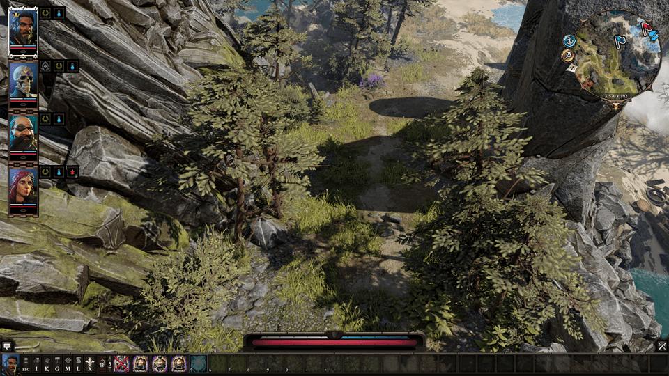 Fort Joy Overworld Step 48