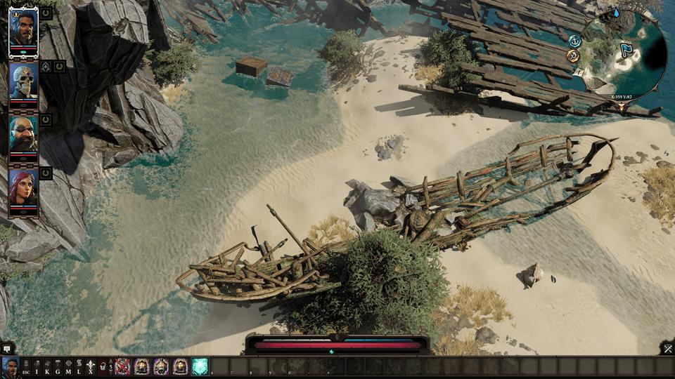 Fort Joy Overworld Step 51