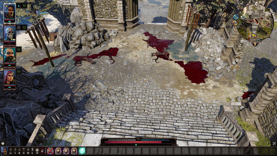 Fort Joy Overworld Step 56