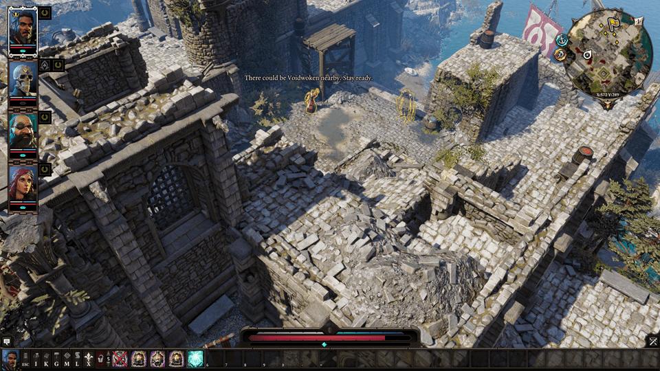 Fort Joy Overworld Step 57