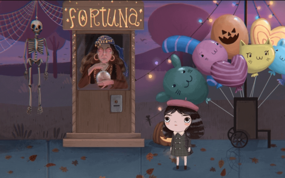 My Thoughts on Little Misfortune & Why You Should Play it