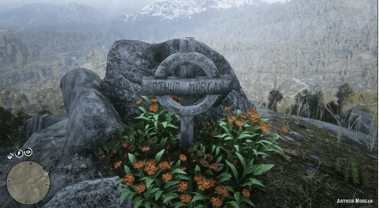 Arthur Morgan's Death