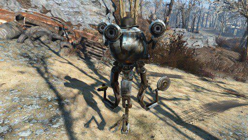 Codsworth Fallout 4