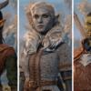 Baldur's Gate Character Creation