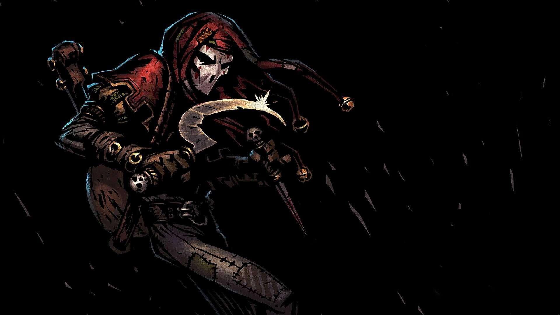 Darkest Dungeon Jester