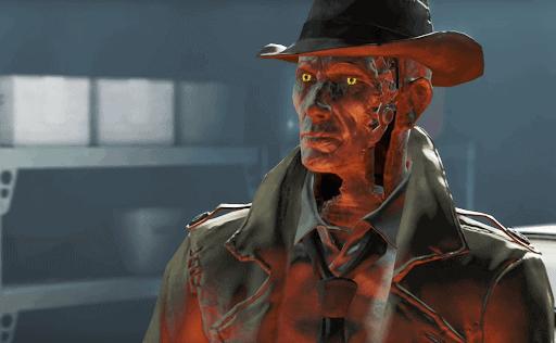 Nick Valentine Fallout 4