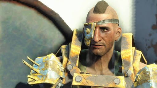 Porter Gage Fallout 4