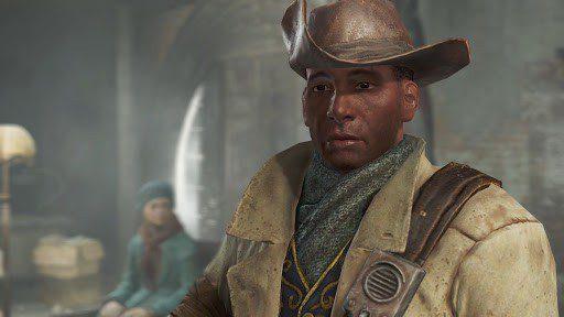 Preston Fallout 4