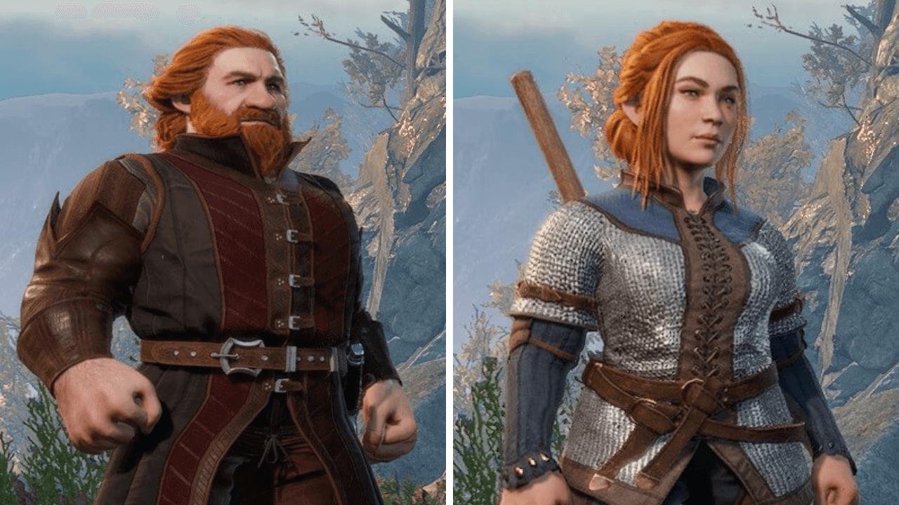 Shield Dwarves Baldur's Gate 3