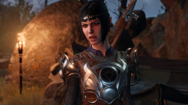 Shadowheart an Origin Character